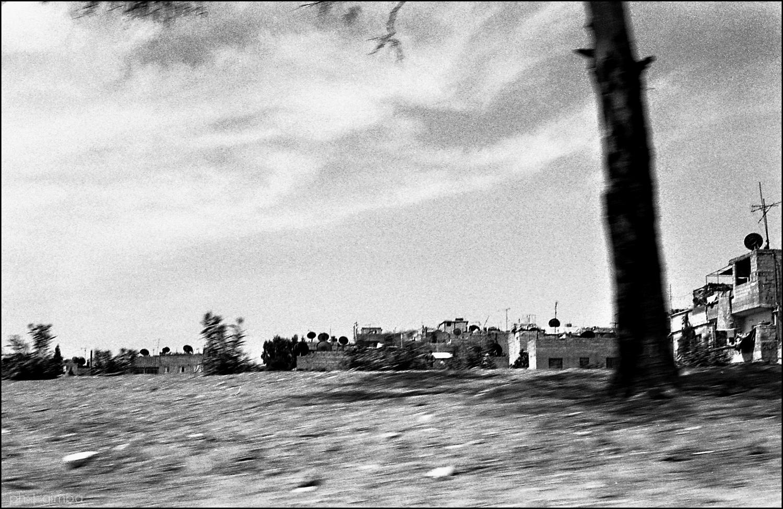periferia di Damasco