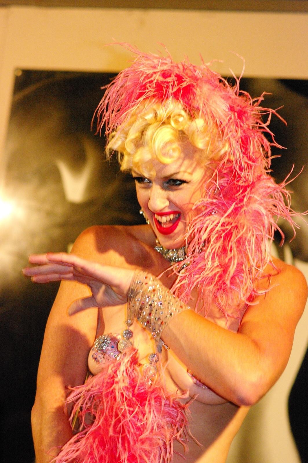 Burlesque Festival 15 ottobre - 6 novembre - Cafè 442 Palermo
