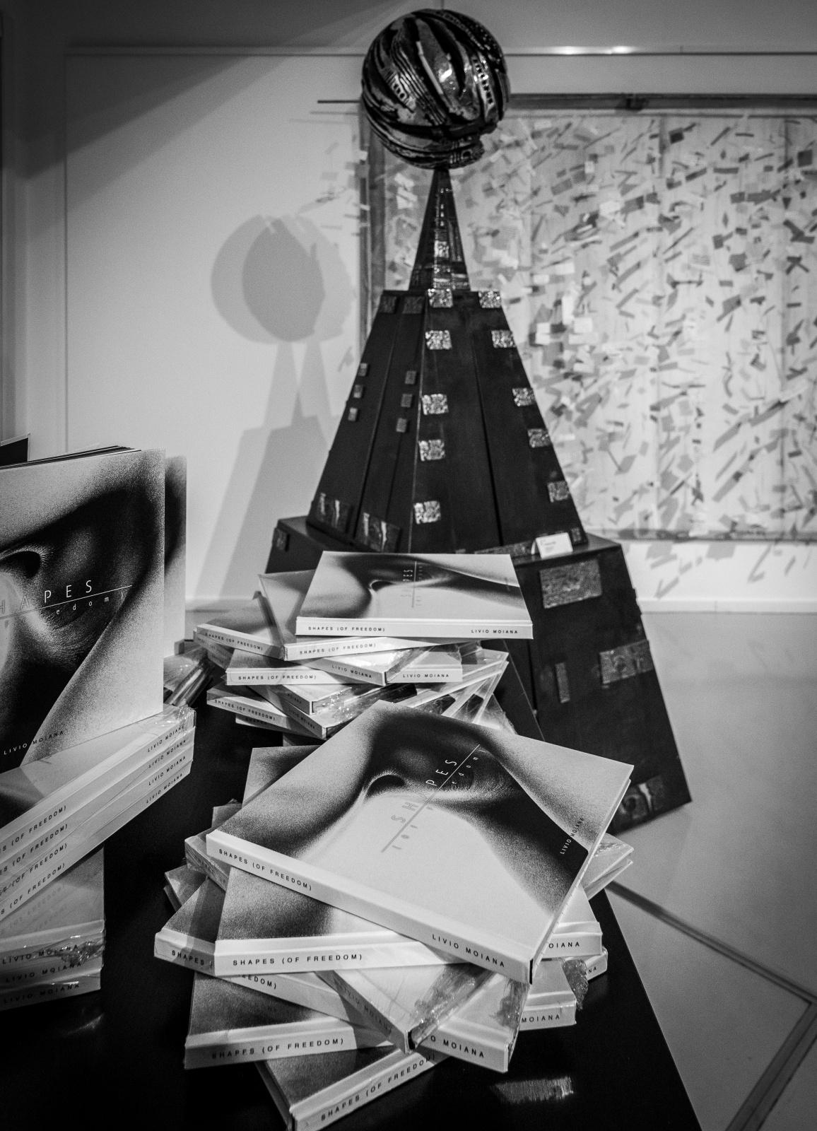 Presentazione del libro ''Shapes of Freedom'' di Livio Moiana - 23/02/2019